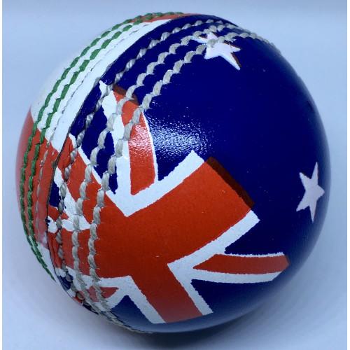 England v Australia Flag Ball