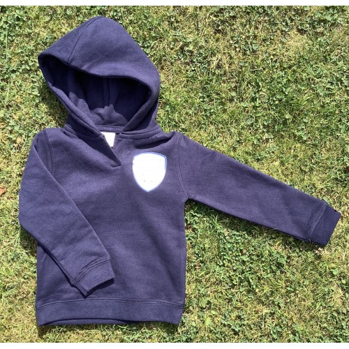 Blue Baby Soft Hoody