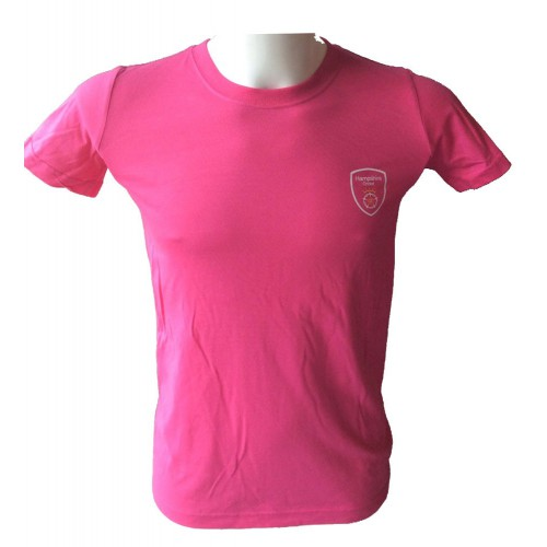 Hampshire Junior Pink T Tee