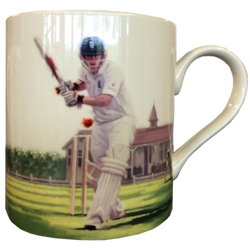 England Batsman Mug