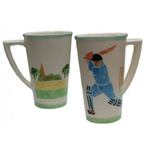 Hand Made Large Cricket Mug