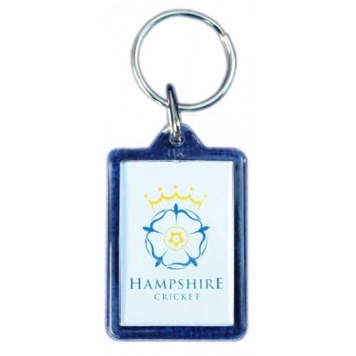 Hampshire Keyring